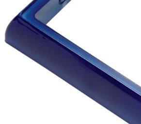 Cadre de finition BLUE
