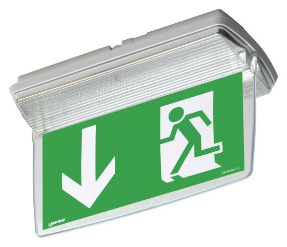 Panneau de signalisation Step